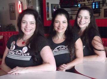Lucy, MaryEllen, Antoinette