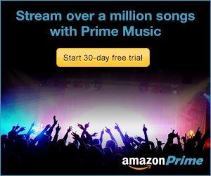 Amazon Prime Music Free Trial