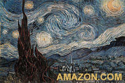 Van Gogh Amazon