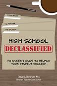 High School Declassified cover